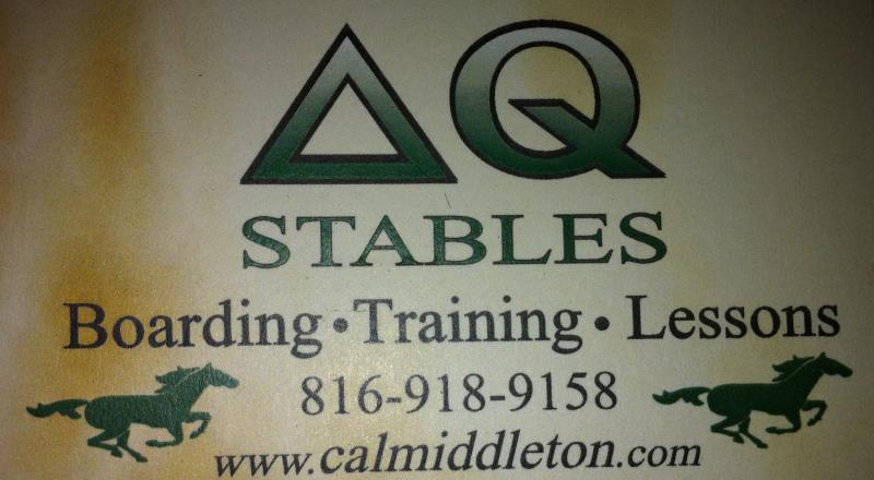 Delta Q Stables-Sponsors of the KC Ranch Horse Classic Contest